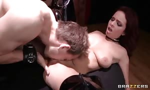 Ashley Graham and Erik Everhard in crazy sex