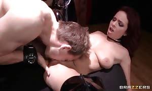 Ashley Graham and Erik Everhard in crazy sex