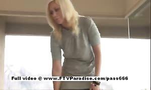 Vicki humorous incredible super hot blonde