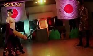 weird porno japan fight vid