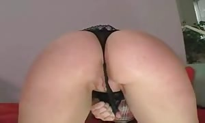 great titties on turned on schoolgirl slut