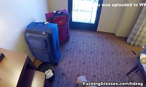 motel home spy glasses fuck