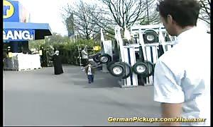 streetwalker photographed in gigantic screwing