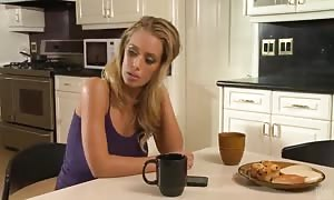 Time to deep-throat and time to jizz for Nicole Aniston