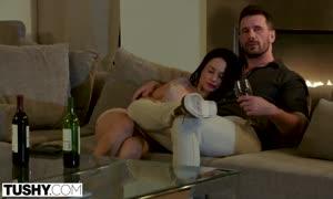 TUSHY wife Cheats On biz Trip With anal-sex