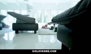 SisLovesMe - nice Stepsis Plays For Stepbro