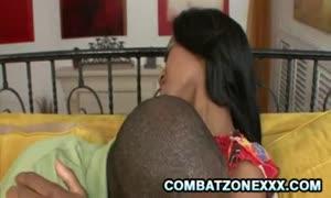 Jade Nacole - black daddy On black teenie