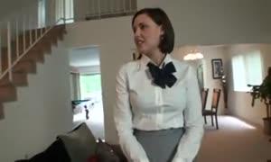 school whore Brooke Lee Adams gets Fuct The Jap Way 420