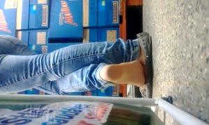 Candid soles soles Solas Pezinhos - Natania's feet 14