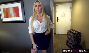 MomsTeachSex - jacking