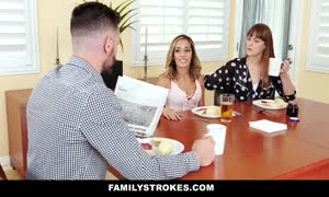 FamilyStrokes - turned on youngster Flashes box For perverted Uncle