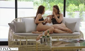 VIXEN Tori black and Caprice In The hottest 3 way you will Ever See!