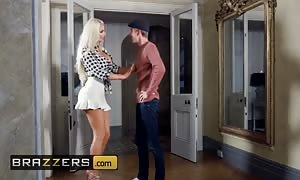 BRAZZERS - big-chested blond