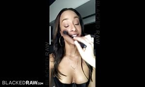 BLACKEDRAW Teanna Trump Is Back And longing some big black cock