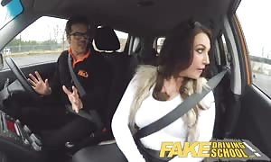 faux Driving university