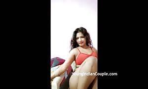 really adorable Indian teen Sarika needs To deepthroat Her Step Brother