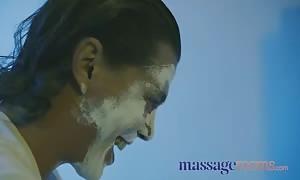 body-rub Rooms Joker nails wonder female with large natural fun bags Kira Queen
