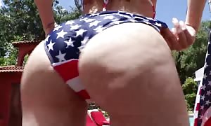 Out With A Bang: Victoria Voxxx's Firework get together Busted on 4th of July