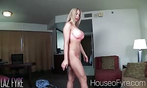 Cheating with the maid -Olivia Austin & Laz Fyre [Full Video]