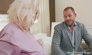 BRAZZERS - Karissa Shannon & Kristina Shannon share one successful dick