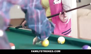 Step Daughter Marsha would possibly And Her stepfather Play disrobe Pool