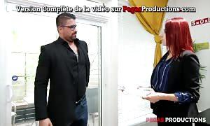 Pegas Productions - L'Agente Vent Son Cul a two Gars!