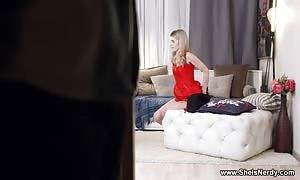 She Is Nerdy - Monroe Fox - princess ass sex journey